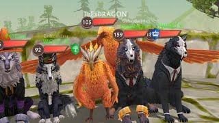 Wildcraft  Встреча на ферме