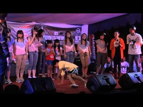 Gigi chibi Cherrybelle Dance @ Kalam Kudus