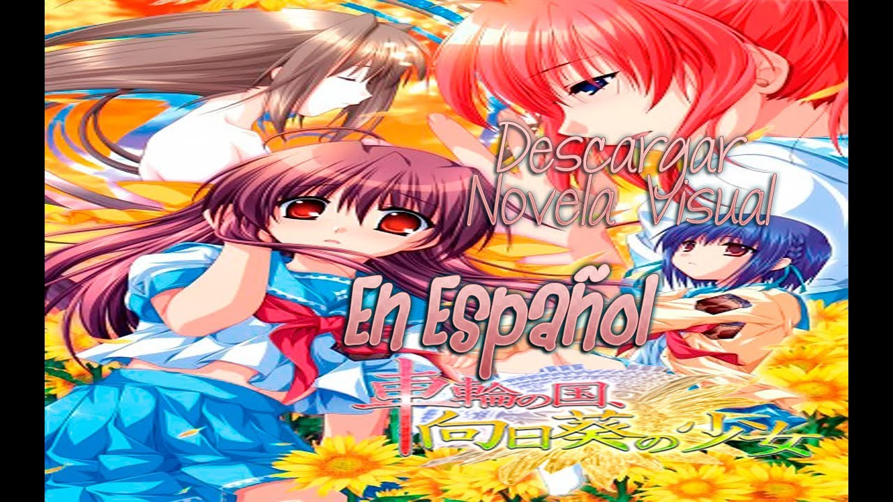 Descargar Sharin No Kuni Himawari No Shoujo Visual Novel Eroge