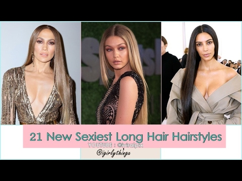 Sexy long hair styles for women — 7