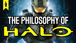 The Philosophy of Halo Wisecrack Edition