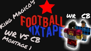 Cb vs WR : Roblox Football Mixtapes