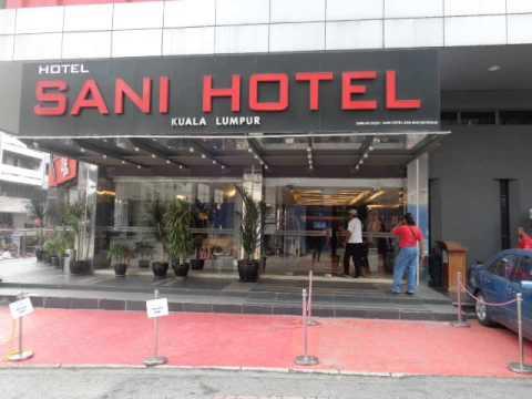 GIANT ampang Funtion at sani hotel KL