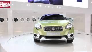 видео Новинка Suzuki S-Cross на автосалоне в Париже