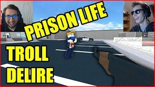 ON A FOUTU UN BORDEL MONSTRE ! LES PIRES PRISONNIERS !😂😂 - ROBLOX (PRISON LIFE RP FR)