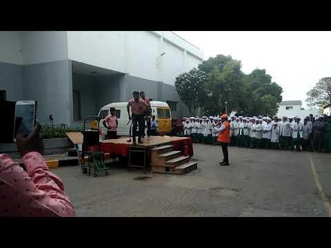 Emergency  Evacuation Training In Geltec Ltd Bangalore