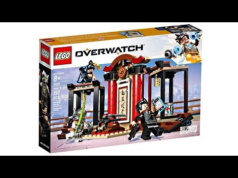 LEGO Overwatch 2019 sets! These have AMAZING minifigures! thumbnail