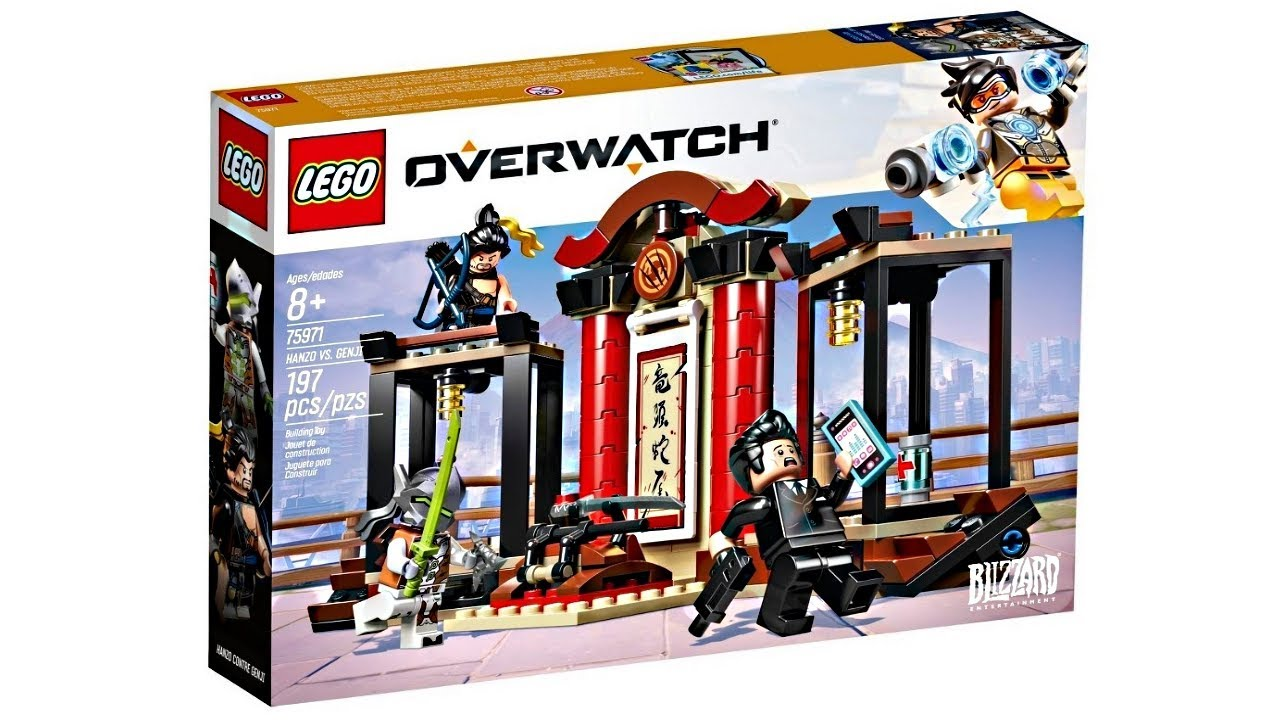 lego overwatch 2019 sets these have amazing minifigures. Black Bedroom Furniture Sets. Home Design Ideas