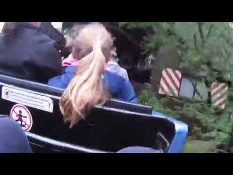 Alpen Express Enzian on-ride back seat POV 2016