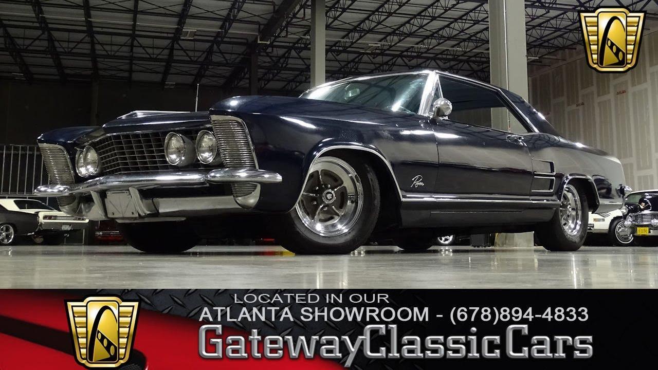 1963 Buick Riviera Gateway Classic Cars of Atlanta #968