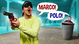 Airsoft Marco Polo Challenge!