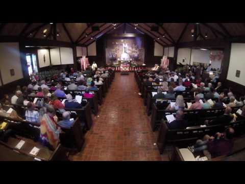 St  Augustine of Canterbury Episcopal Church OKC Easter Service V2