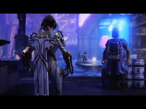 WARFRAME: Fortuna Reveal & Gameplay Demo (w/Audience's Reaction) | TennoCon 2018