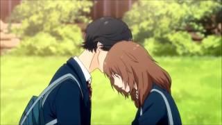 ( AMV ) ~Ao Haru Ride ♥ Sekai wa Koi ni Ochiteiru ~ Male Version ♥