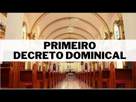 Download Decreto dominical oficializado pela a igreja Romana! Profecia cumprida! A Lei de Deus!