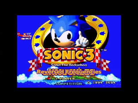 Sonic 3 Reversed Frequencies OST - Data Select