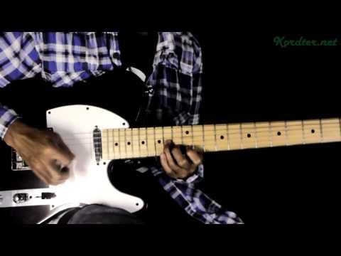 Peterpan Langit Tak Mendengar Guitar Melody Lesson ( With Tab )
