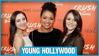 CHASING LIFE Set Tour & Chat with Cast of ABC Family Drama!