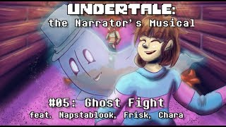 Undertale the Narrator's Musical - Ghost Fight mp3