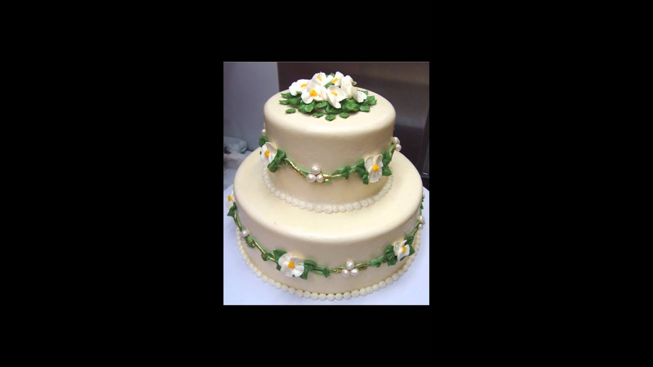 wedding cake table decorations ideas