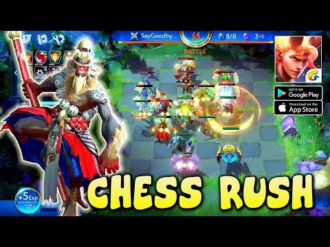 🥇 Chess Rush (Tencent) - Auto Chess Gameplay (Android/IOS