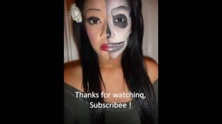 How To: Half Skull , Half Pinup. Thumbnail