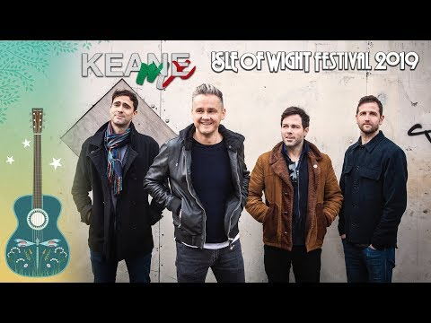 Keane - Live @ Isle Of Wight Festival 2019