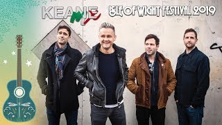 Keane Live Isle Of Wight Festival 2019 - Cause And Effect Tour.mp3