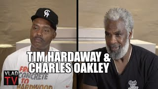 "Charles Oakley Told Vlad ""Don't Play Me Like That"" at a Jordan Party (Part 11)"