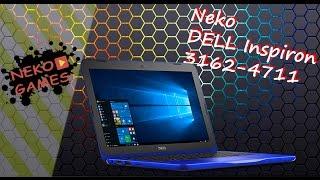 лучший Ноутбук для учебы DELL Inspiron 3162-4711 (NEKO честное мнение)