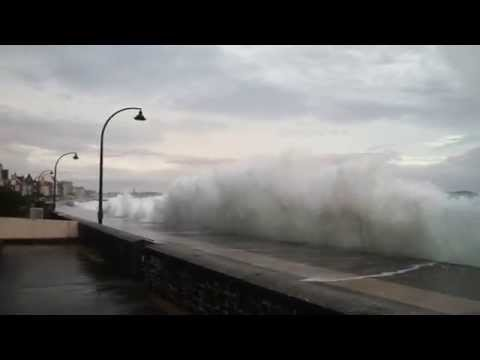 Grande Marée - 8 nov 2014 - Saint-Malo