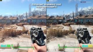 Fallout 4 PC Performance Enhanced Wasteland Mod