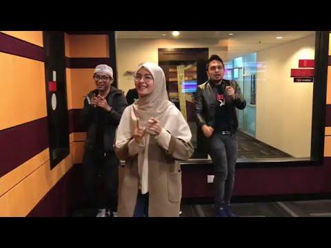 Cute jer Wany Hasrita nyanyi lagu Pematah Hati (Nabila Razali)