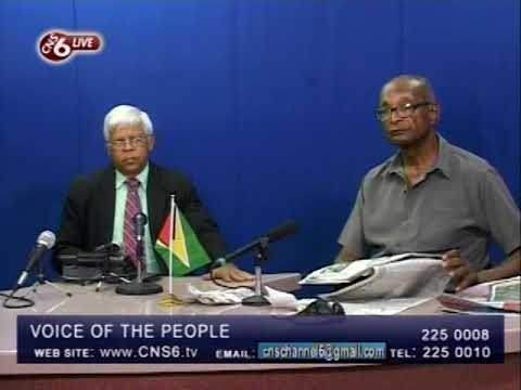 Voice of the People Guyana 10 Oct 2017