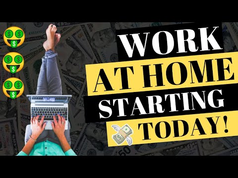 NO MONEY NEEDED! FREE WORK FROM HOME JOBS WITH NO FEES!