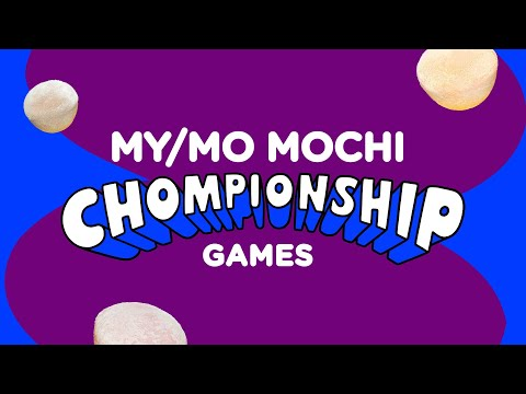 Let The Games Begin For National Ice Cream Day With My/Mo Mochi's 100,000 Mochi Ball Giveaway