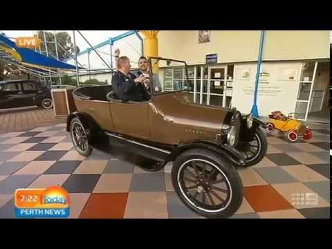 Whiteman Park - Motor Museum | Today Perth News