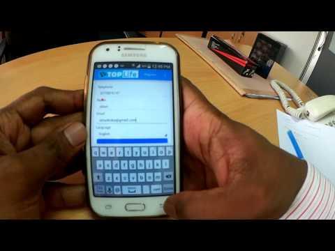 lanka reload app registration