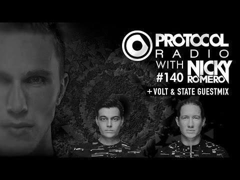 Nicky Romero - Protocol Radio 140 - Volt & State Guestmix