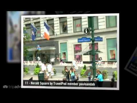 Herald Square - New York City, New York, United States