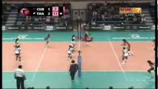 Thailand - Cuba [Full Match] World Grand Prix 9-08-2013