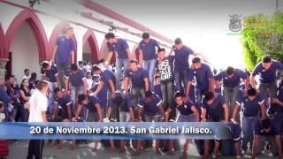 Desfile del 20 de Noviembre, en San Gabriel Jalisco.
