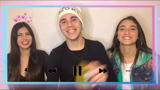 Baixar Biel Emerick - 1 palavra 1 música   Feat Jade Salgado & Mah Gutierrez