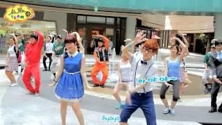 [Vietsub] Akdong Musician - Bean Dduk Bing Soo CF (AkMuTeam)