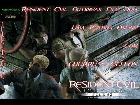 Resident Evil Outbreak File 2 (PS2 Online)