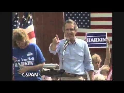 A Look at Senator Tom Harkin