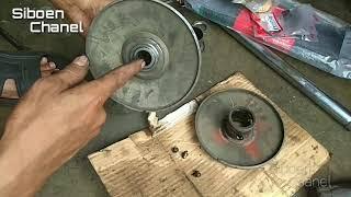Yuk ganti lakher puly cvt Vario 125 #Siboen tutor
