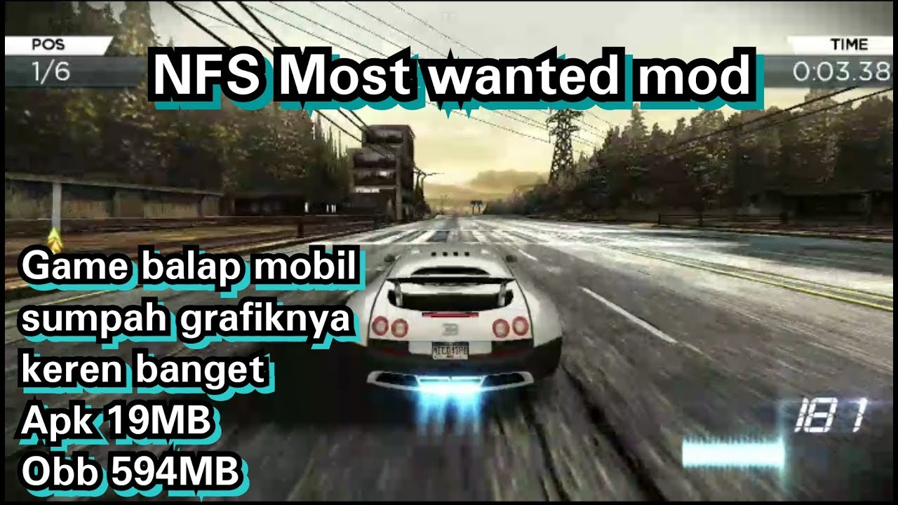 игру apk nfs most wanted
