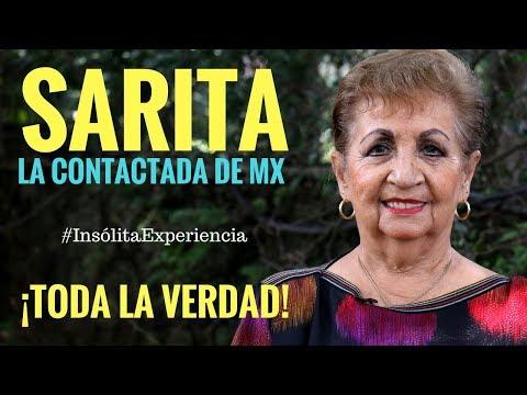 SARITA I La Contactada de México. ¡TODA LA VERDAD! #InsólitaExperiencia