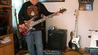 Porcupine Tree - Strip the Soul - Bass Cover